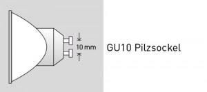 Fassung GU10