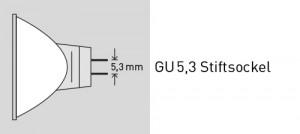 Fassung GU5.3